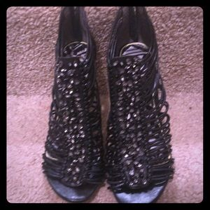 NWT Sam Edelman Studded Booties Size 10